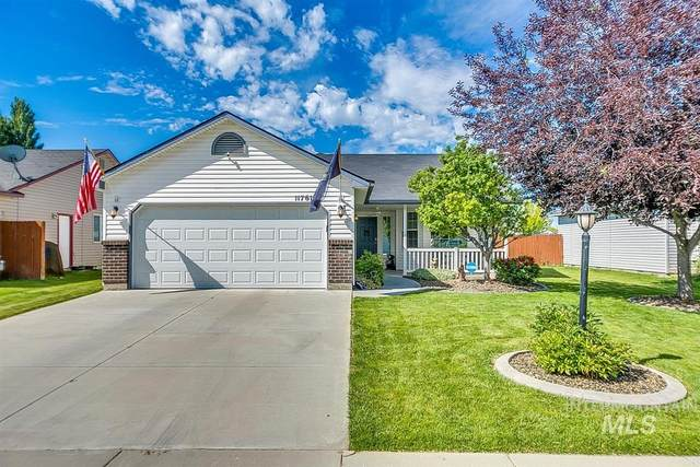 11761 W Huckleberry Drive, Nampa, ID 83686 (MLS #98771594) :: Juniper Realty Group