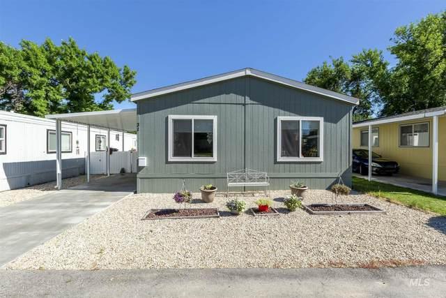 2401 S Owyhee #31, Boise, ID 83705 (MLS #98771651) :: Beasley Realty