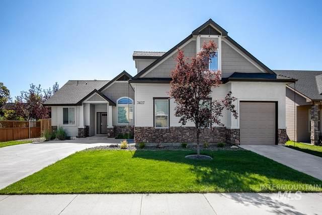 3627 N Petty Way, Meridian, ID 83646 (MLS #98771678) :: Jon Gosche Real Estate, LLC