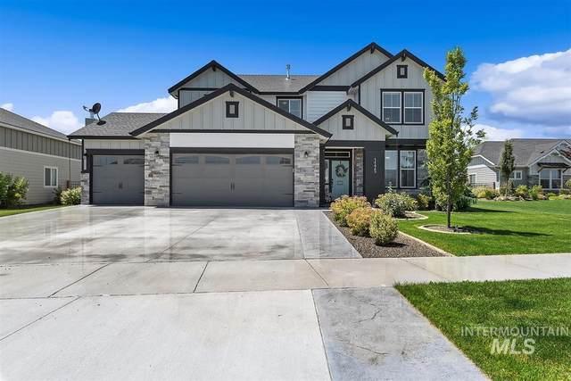 1175 N Foudy Lane, Eagle, ID 83616 (MLS #98771695) :: Build Idaho