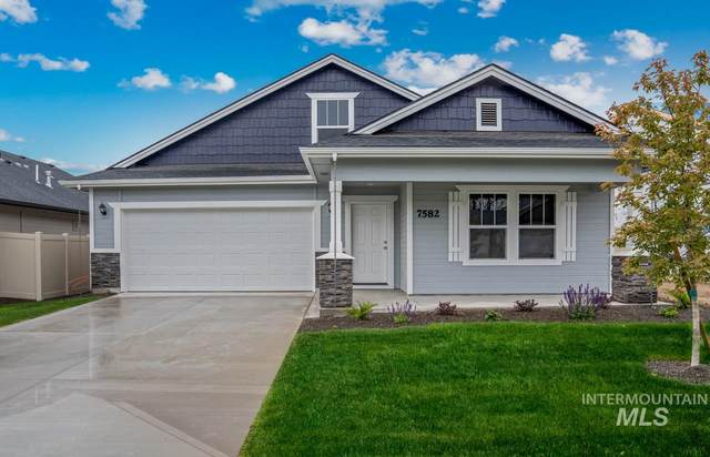 722 E Taper St., Kuna, ID 83634 (MLS #98771713) :: City of Trees Real Estate