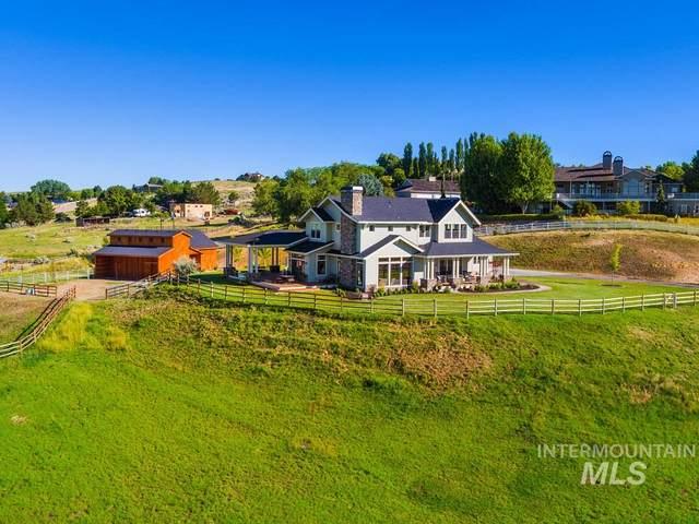 3699 N Triple Ridge Pl, Eagle, ID 83616 (MLS #98771731) :: Full Sail Real Estate