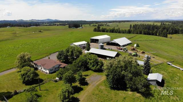 268 Caribel Road, Kamiah, ID 83536 (MLS #98771733) :: Team One Group Real Estate
