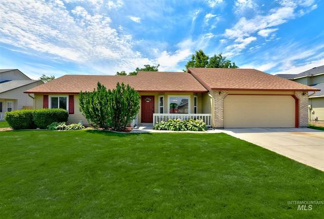 417 Summer Court, Nampa, ID 83686 (MLS #98771743) :: Team One Group Real Estate
