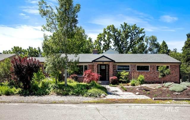 1505 E Jefferson, Boise, ID 83712 (MLS #98771769) :: Build Idaho