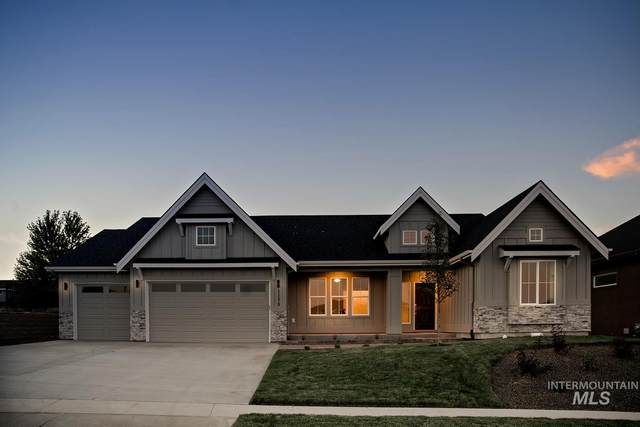 11178 S Gerfalcon Pl, Nampa, ID 83686 (MLS #98771774) :: Team One Group Real Estate