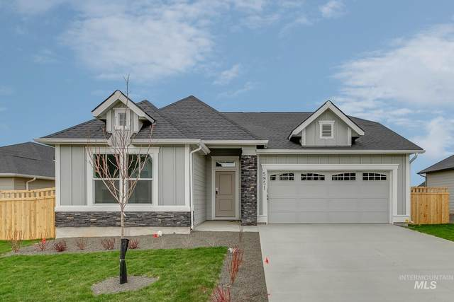 3460 E Mount Etna Dr, Meridian, ID 83642 (MLS #98771815) :: City of Trees Real Estate