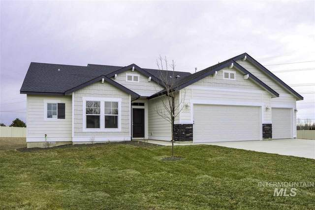3482 E Mount Etna Dr, Meridian, ID 83642 (MLS #98771817) :: City of Trees Real Estate