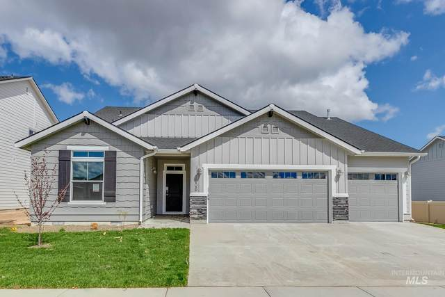 3504 E Mount Etna Dr, Meridian, ID 83642 (MLS #98771821) :: City of Trees Real Estate