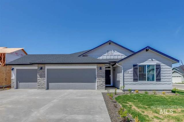 4507 S Merrivale Ave, Meridian, ID 83642 (MLS #98771822) :: City of Trees Real Estate