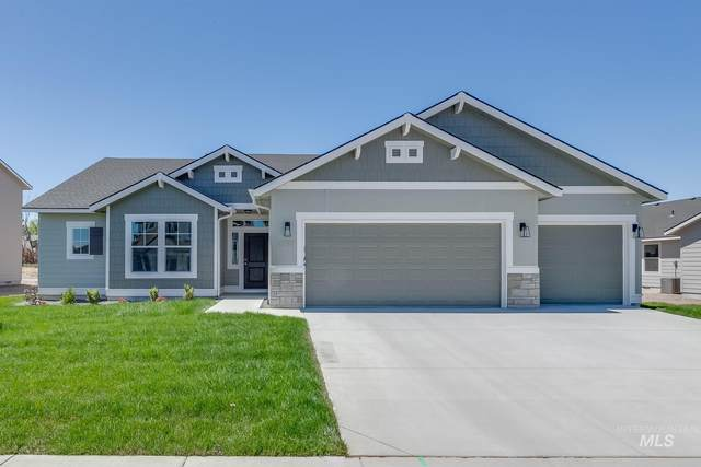 4483 S Merrivale Ave, Meridian, ID 83642 (MLS #98771829) :: City of Trees Real Estate