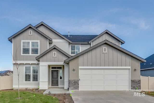 4448 S Merrivale Ave, Meridian, ID 83642 (MLS #98771830) :: City of Trees Real Estate