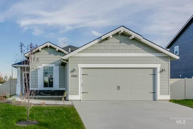 7052 S Catfish Creek Ave, Meridian, ID 83642 (MLS #98771839) :: Jon Gosche Real Estate, LLC