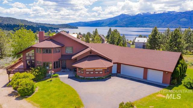 55 Vista Point Loop, Cascade, ID 83611 (MLS #98771854) :: City of Trees Real Estate