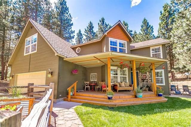 14 Tamarack Trail, Boise, ID 83716 (MLS #98771858) :: Story Real Estate