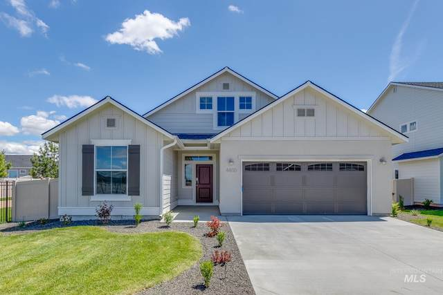 4054 S Sarteano Ave, Meridian, ID 83642 (MLS #98771875) :: Epic Realty