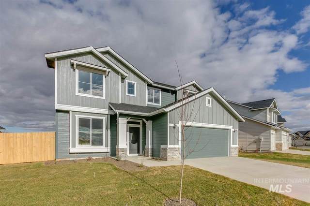 4070 S Sarteano Ave, Meridian, ID 83642 (MLS #98771908) :: Epic Realty
