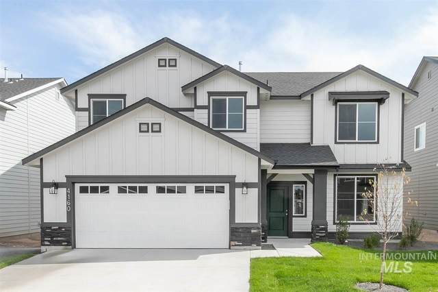 4088 S Sarteano Ave, Meridian, ID 83642 (MLS #98771910) :: Epic Realty