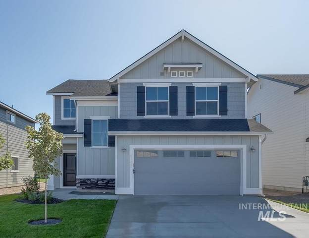 4160 S Sarteano Ave, Meridian, ID 83642 (MLS #98771919) :: Epic Realty