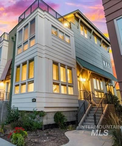 464 E Thurman Mill St, Garden City, ID 83714 (MLS #98771936) :: Navigate Real Estate