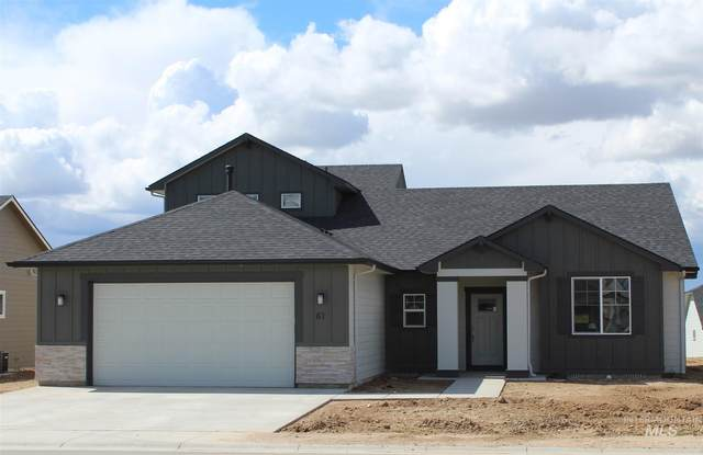 61 S Norcrest Ave., Nampa, ID 83687 (MLS #98771945) :: Silvercreek Realty Group