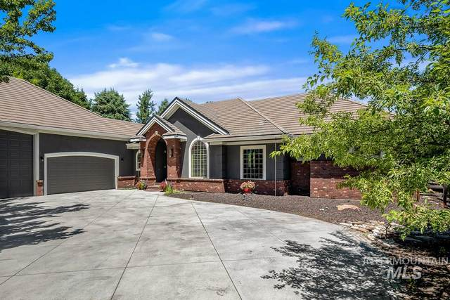 5836 S Schooner Pl, Boise, ID 83716 (MLS #98771948) :: Minegar Gamble Premier Real Estate Services