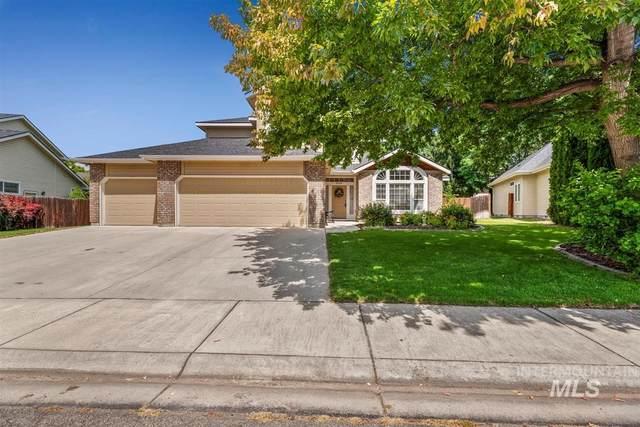 2704 E Hampshire Court, Eagle, ID 83616 (MLS #98771951) :: Build Idaho