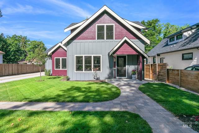 2111 N 20th Street, Boise, ID 83702 (MLS #98771976) :: Build Idaho