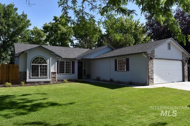 2296 E Meadow Wood Dr., Meridian, ID 83646 (MLS #98772012) :: Minegar Gamble Premier Real Estate Services