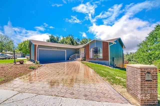 1105 W El Pelar Dr, Boise, ID 83702 (MLS #98772020) :: Build Idaho
