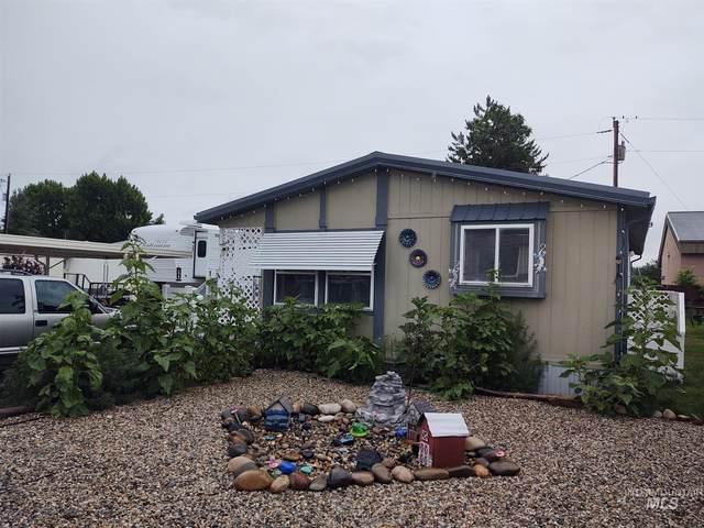 759 NW 8th Ave., #34, Ontario, OR 97914 (MLS #98772083) :: Adam Alexander