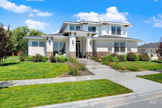 4568 W Temple Dr, Eagle, ID 83646 (MLS #98772096) :: Jon Gosche Real Estate, LLC
