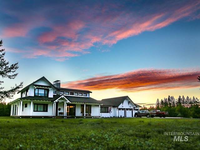13721 Farm To Market Road, Mccall, ID 83638 (MLS #98772105) :: Idaho Real Estate Pros