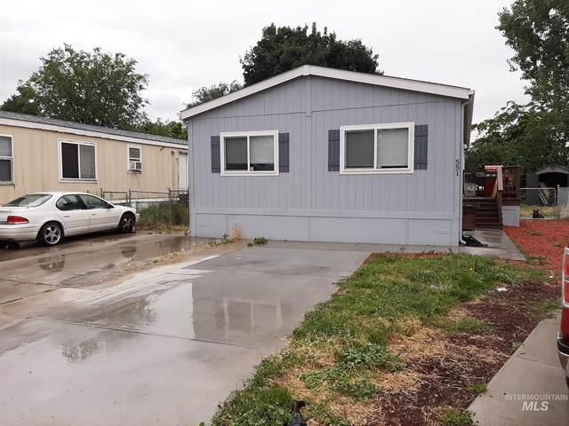 551 N Meadowland Circle, Boise, ID 83713 (MLS #98772110) :: Full Sail Real Estate