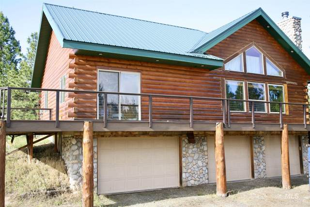 96 Vista Point Loop, Cascade, ID 83611 (MLS #98772112) :: City of Trees Real Estate