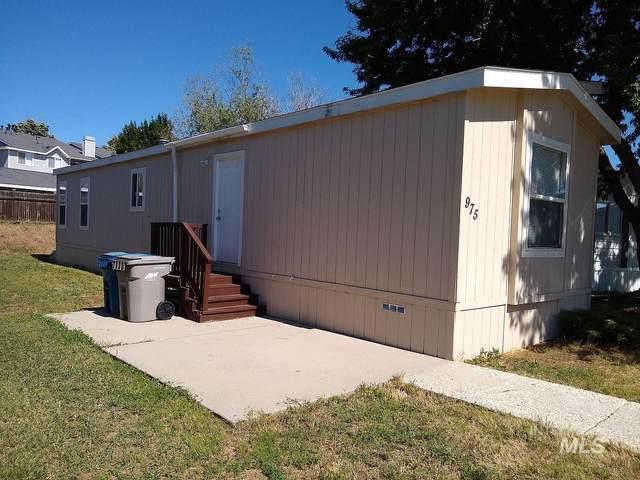 975 N Fawn Ln, Boise, ID 83704 (MLS #98772113) :: Beasley Realty