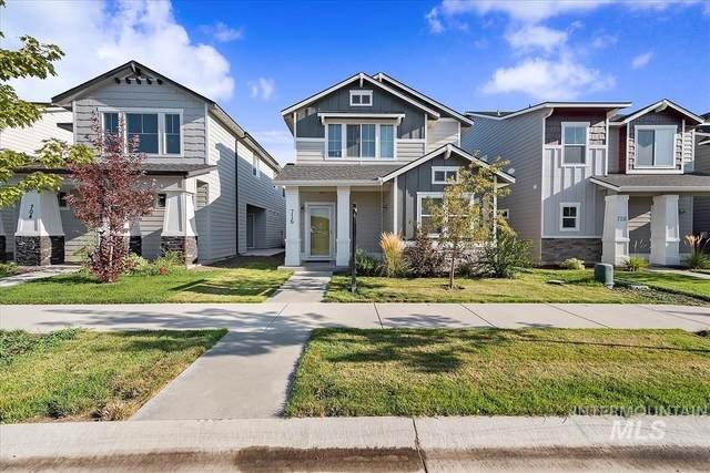 716 E Boardwalk Row Drive, Meridian, ID 83642 (MLS #98772127) :: Story Real Estate