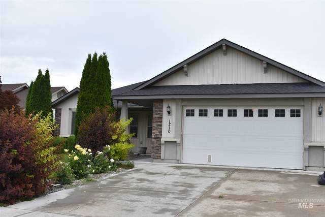 1210 Caswell Avenue West, Twin Falls, ID 83301 (MLS #98772135) :: Story Real Estate