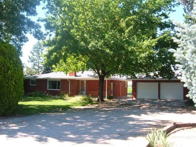 610 W Columbia Rd, Meridian, ID 83642 (MLS #98772172) :: Silvercreek Realty Group
