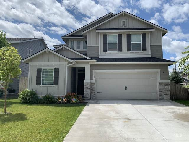 1185 W Apple Pine, Meridian, ID 83646 (MLS #98772193) :: City of Trees Real Estate