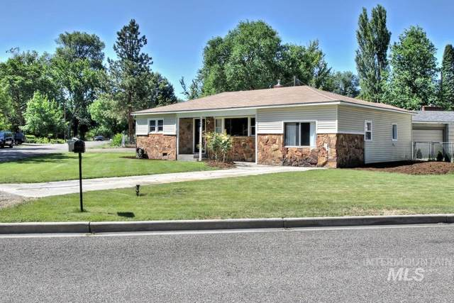 3003 W Sunset, Boise, ID 83703 (MLS #98772196) :: Build Idaho