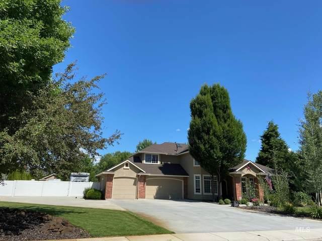 3042 S Stonington Ave, Eagle, ID 83616 (MLS #98772207) :: Bafundi Real Estate