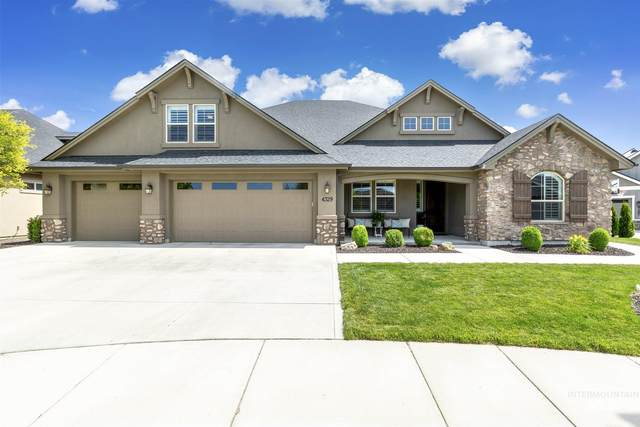 4329 W Greenspire Drive, Meridian, ID 83646 (MLS #98772210) :: Build Idaho