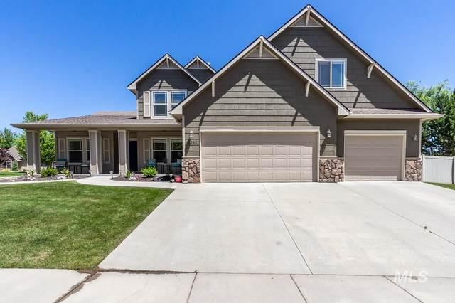 3340 S Capulet Way, Meridian, ID 83642 (MLS #98772227) :: Build Idaho