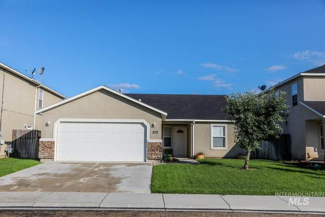 202 Forest Park Way, Caldwell, ID 83605 (MLS #98772229) :: Juniper Realty Group
