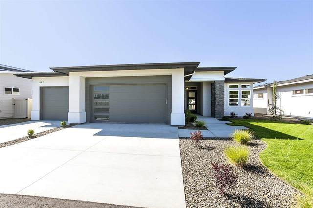 557 W Carnelian Lane, Eagle, ID 83616 (MLS #98772288) :: Build Idaho