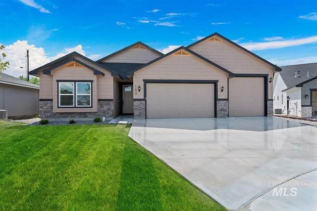 102 Thunder Mountain Ct., Homedale, ID 83628 (MLS #98772345) :: Jon Gosche Real Estate, LLC