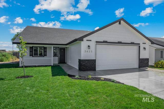 3425 E Sherman Ave, Nampa, ID 83687 (MLS #98772354) :: Juniper Realty Group
