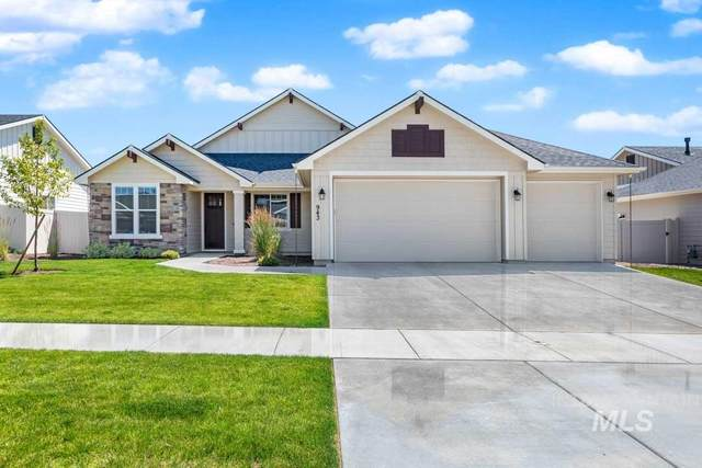943 E Buck Drive, Kuna, ID 83634 (MLS #98772362) :: Bafundi Real Estate