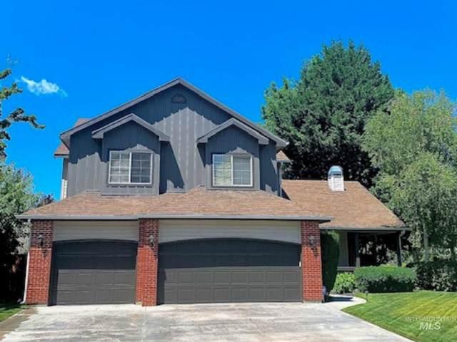 1871 N. Courtney Pl., Boise, ID 83704 (MLS #98772384) :: Build Idaho
